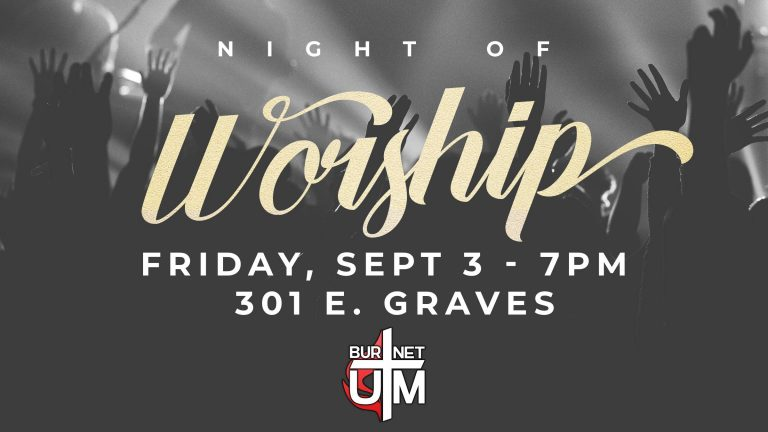 Read more about the article Night of Worship