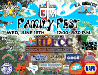 Family Fest 2021- Water Fun, Food, Silent Auction for HLFCC, Live Music with Matthew Butter!