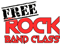 Rock Band Class at FUMCB